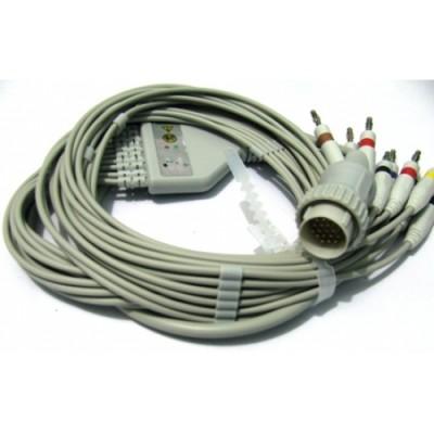 Кардиолайн ЕКГ кабел