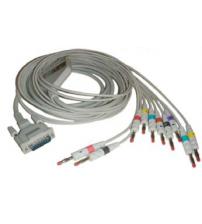 Шилер ЕКГ кабел